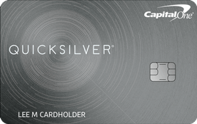 Credit One Application >> Capital One Quicksilver Cash Rewards Credit Card Review