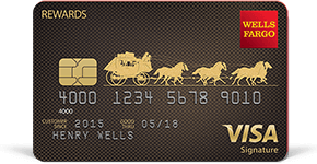 Wells Fargo Visa Signature Credit Card Review - US Credit