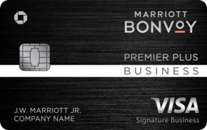 Chase Marriott Bonvoy Business Credit Card Review