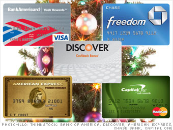 Talking about the credit card application – Bank properties (AMEX, BOA, BARCLAYS, CITI, CHASE, Discover)