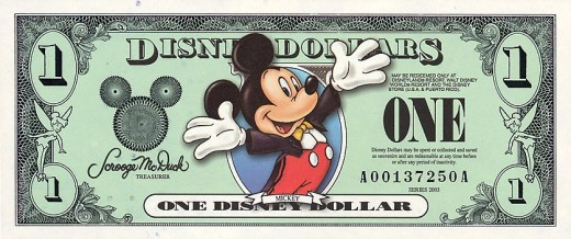 我的奥兰多迪士尼攻略——省钱妙招【11/3更新:九折买迪士尼门票】