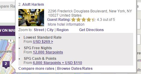 SPG点数(Starpoints)使用指南【11/1更新:最低五折买分】