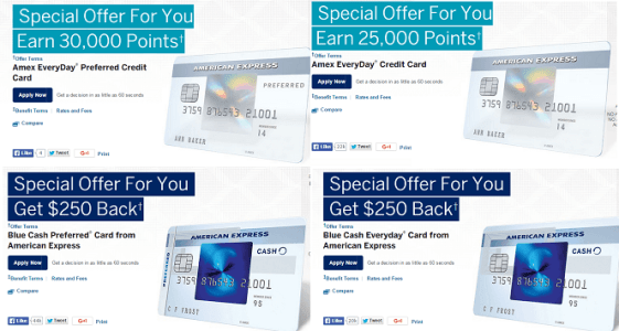 How to find the highest rewards AMEX credit card?