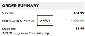 返现网Discover Deals 使用指南【1/4更新:新年第一波Kohls免费】
