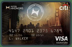 Citi Hilton信用卡【已绝版】