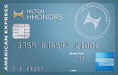 AMEX Hilton HHonors 信用卡【75k史高开卡奖励】