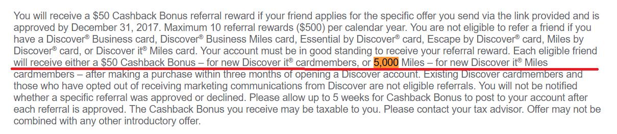 Discover IT Miles 信用卡【0开卡奖励,首年所有3%,wifi】