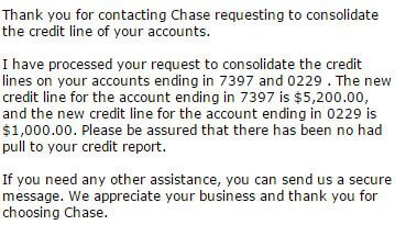 Chase Secure Message (SM) user guide