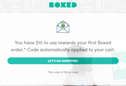 Boxed.com省钱购物指南【7/21更新:offer叠加注意事项和值得买的列表更新】