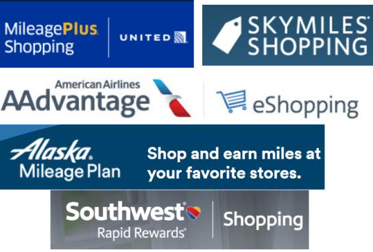 网购赚里程介绍(AA,UA,DL等)【3/13更新:JetBlue+Amazon的好日子到头啦】