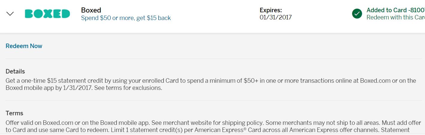 Boxed.com省钱购物指南【12/22更新:可囤礼品卡了!】