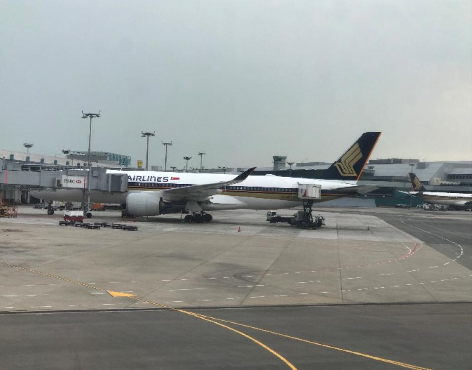 【读者投稿】新加坡航空77W商务舱Review & 如何申请新加坡过境免签