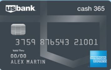 US Bank Cash 365(AMEX版)信用卡【11/11更新:0奖励】