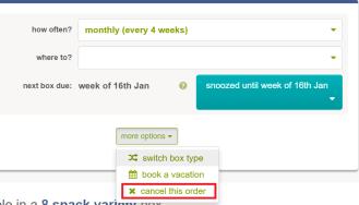 Swagbucks+Graze Box=倒赚png+免费零食【12/20更新:记得取消会员】