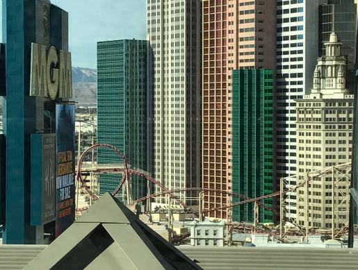 MGM Las Vegas被升套间奇遇记