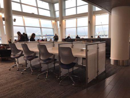 西雅图机场Delta Sky Club与The Centurion Studio体验报告