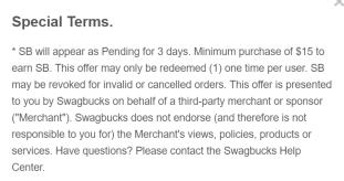 Swagbucks+Misfit=倒赚+免费Tee's、袜子、电池【已过期】