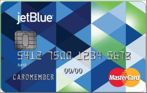Barclays JetBlue credit card (no annual fee version)