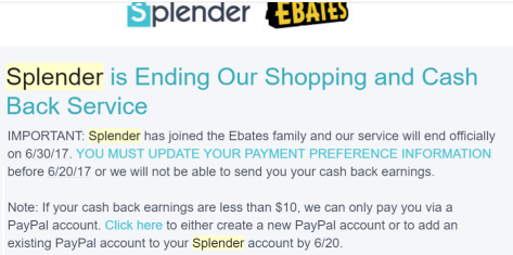 返现网Splender使用指南【3/30更新:再见,一路走好】
