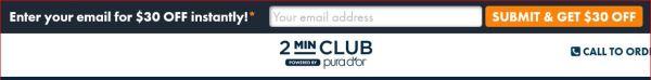 Swagbucks + 2 MIN club = 价值的皮肤护理套装 + 1000 SB