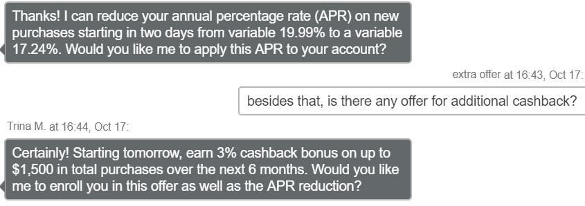 Discover IT信用卡【10/17:隐藏offer,所有消费3%返现,也有可能翻倍】