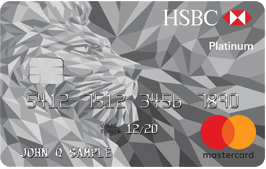 HSBC Gold Mastercard 信用卡【18个月0APR】