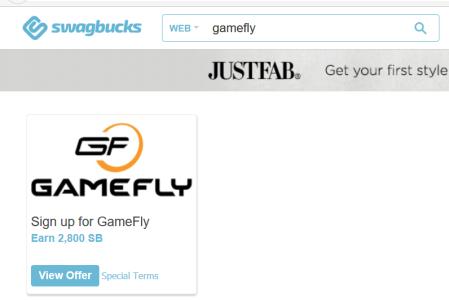 Swagbucks+Gamefly=倒赚+免费游戏/电影【2/15更新:史高倒赚+两月会员】