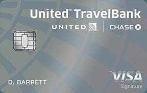 Chase United Travel Bank 信用卡【9/7更新:申请链接正式上线】