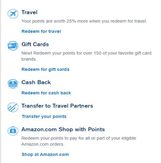 Chase Ultimate Rewards (UR) 使用指南