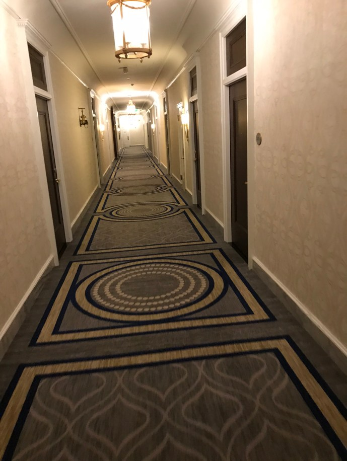 旧金山 Fairmont 酒店入住体验
