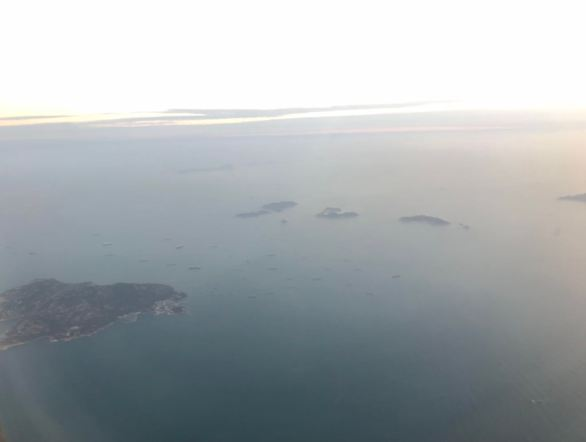 商务舱环游之旅 (1) 杭州-香港