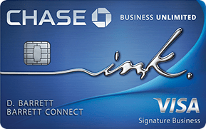 Chase Ink Business Unlimited 商业信用卡【新卡上线,50k开卡】
