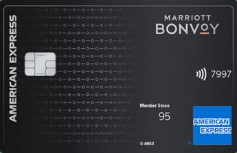AMEX Marriott Bonvoy Brilliant (原 SPG Luxury 信用卡)【改版后 100k开卡奖】