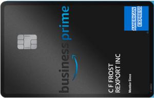 AMEX Amazon Business 商业信用卡【11/22更新:开卡奖励提升至0】