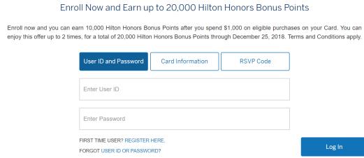 AMEX Hilton HHonors 信用卡【10/28更新:消费额外送20k积分,附注册链接】