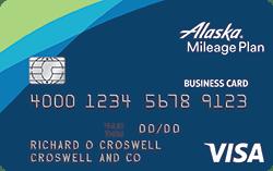 BOA Alaska Business 商业信用卡【送30k里程+同行票】