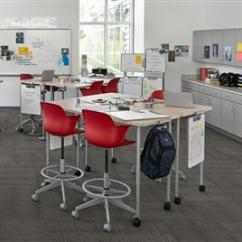 Steelcase Classroom Chairs Lifetime Folding Front Page Photo Highlights Upper St Clair Awarded Active Grant
