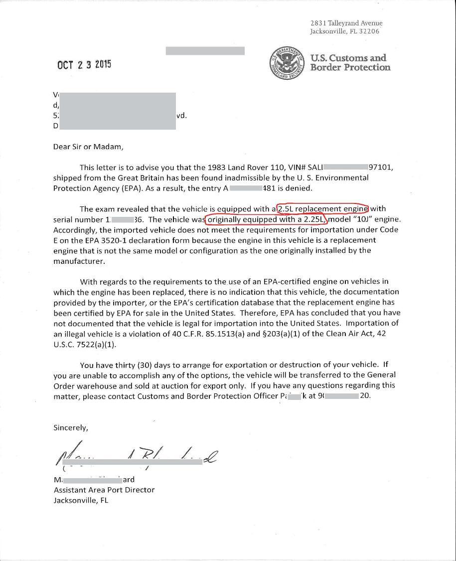Cover Letter For Resume Customs Broker | Resume Maker ...