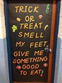 Halloween Door Decorations For Elementary Schools ...