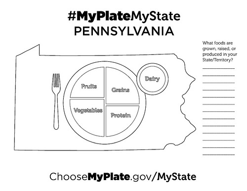 MyPlate, MyState Helps You Bring the Joy of Local Foods to