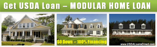 Usda modular home loans for Usda approved builders