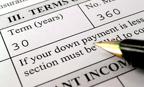 Get a home loan