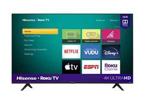 Hisense 70 Class H65 LED 4K UHD Android TV