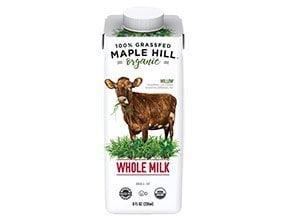 Shelf Stable Whole White Milk