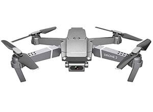 2.4G Drone x pro Selfie WiFi FPV with 720P HD Camera