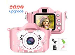 Sinceroduct 20.0MP Digital Kids Camera