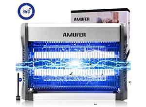 AMUFER 20W Mosquito Lamp Insect Killer
