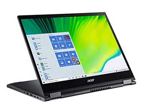 Acer Spin 5 Convertible 13.5inch i7 16 GB Laptop