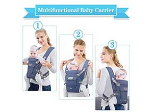 X Cross Strap Baby Carrier