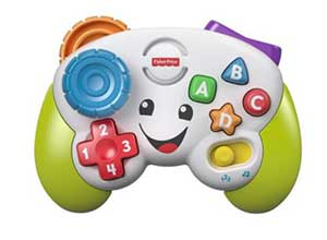 Fisher Price Laugh and Learn Game Controller